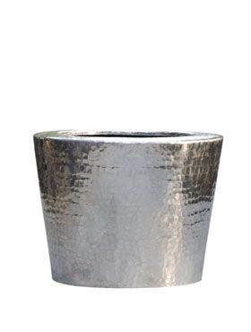 6ALGE6350 Hammered Aluminium