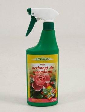 6BGLVI500 Pesticide and leafshine