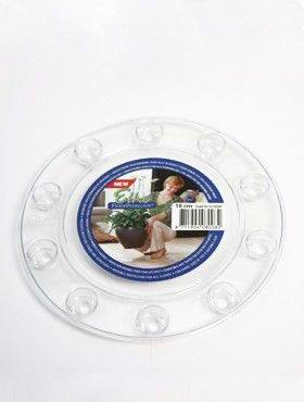 6ONDR1800 Transparant saucers