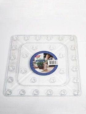 6ONDV2500 Transparant saucers
