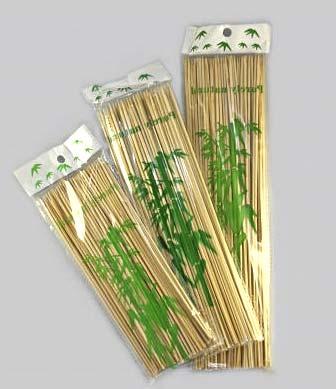 Бамбуковые опоры 100 шт., H 30 см