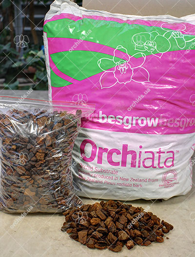 Кора Besgrow Orchiata Power+, фракция 12-18 мм (1л)