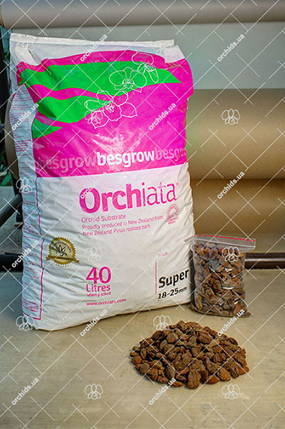 Кора Besgrow Orchiata Super, фракция 18-25 мм (1л)