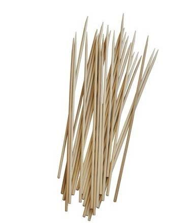 Бамбуковые опоры 10 шт., H 50 см